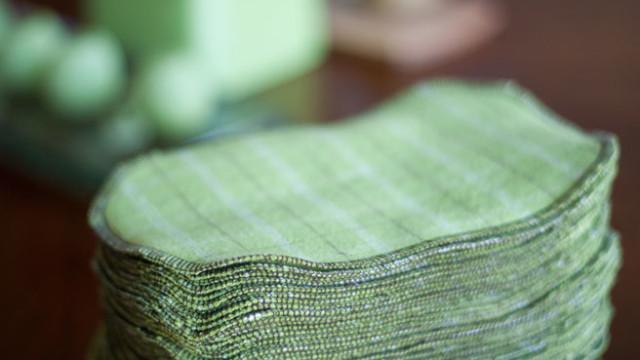 cloth napkins for parties