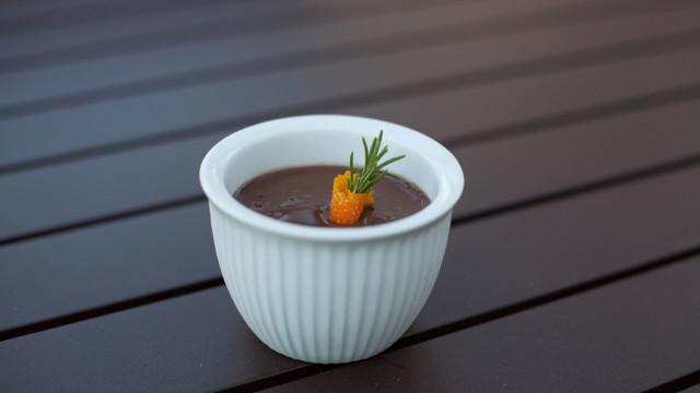 reinventing a chocolate bar as dessert?
